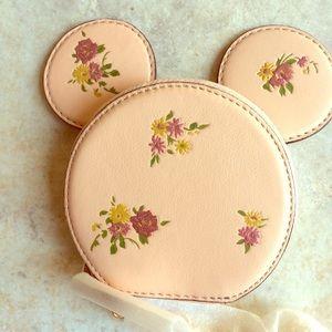 Coach Disney Minnie Ear Coin Case